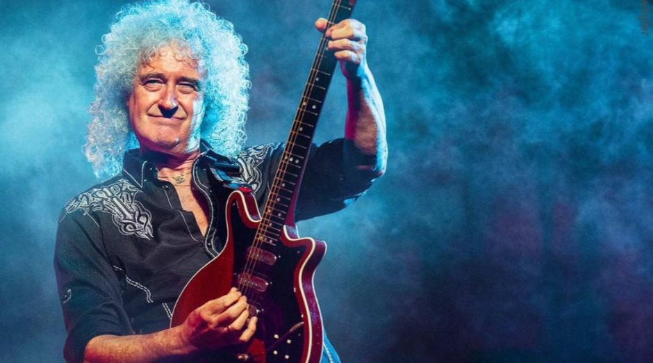 Brian May best guitarist