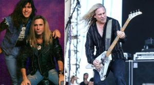 Dana Strum now and then