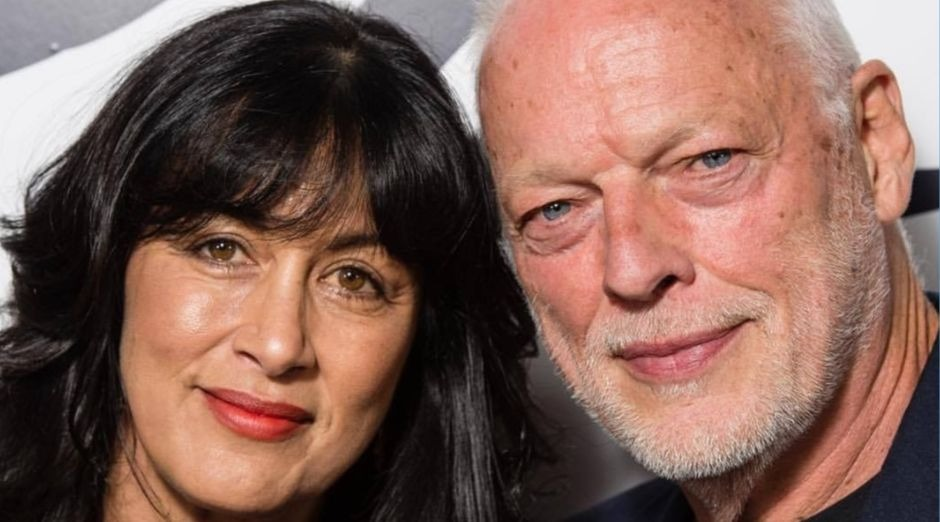 David Gilmour Polly Samson