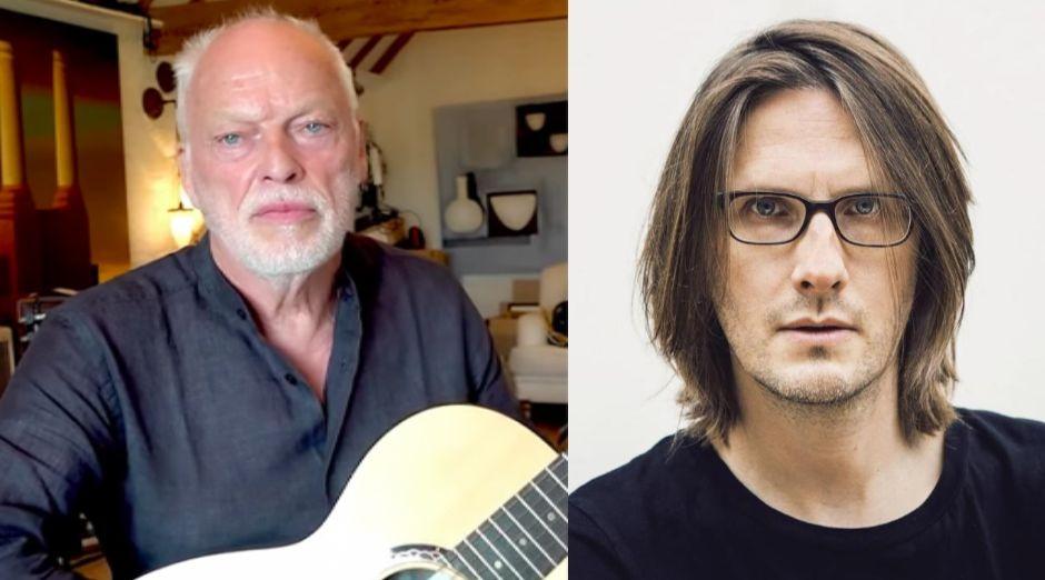 David Gilmour Steven Wilson