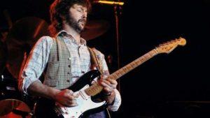 Eric Clapton stratocaster blackie