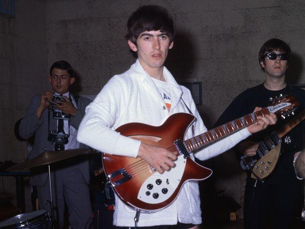 George Harrison 12 string guitar