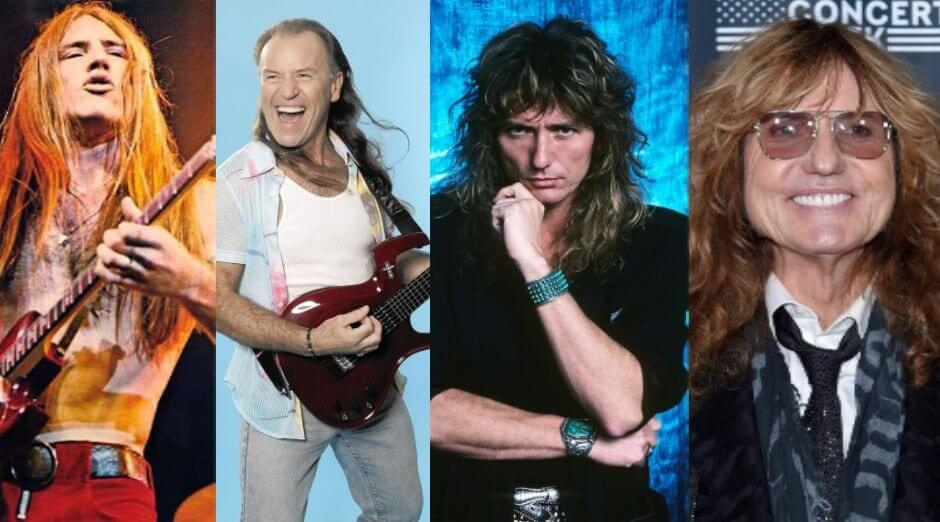 How Hard Rock singers from the 70s look like nowadays