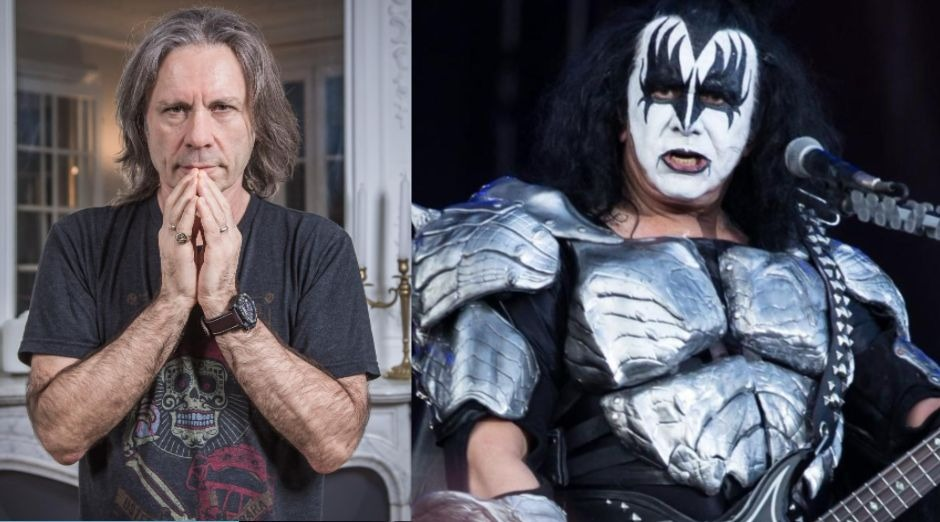 Iron Maiden Kiss