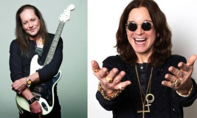 Jake E Lee Ozzy Osbourne