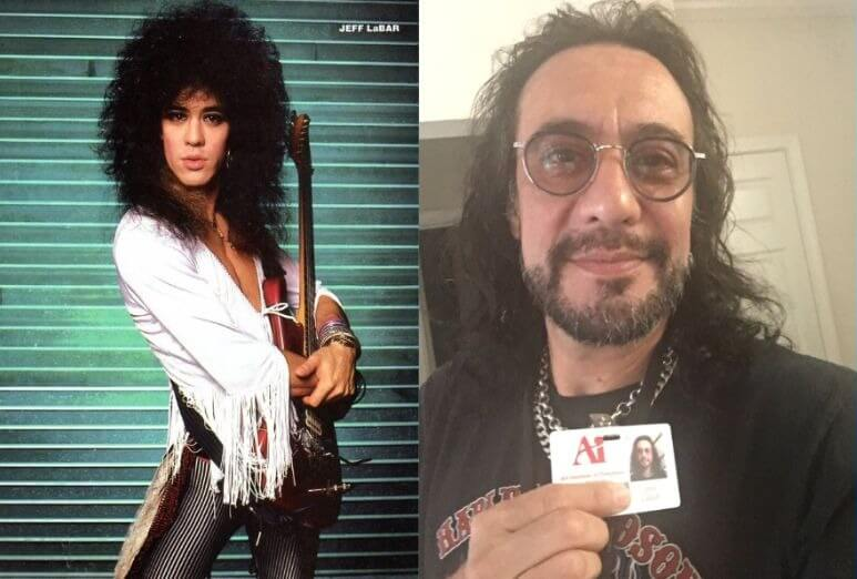 Jeff LaBar now and then