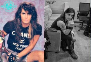 Jerry Dixon Warrant now and then