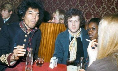Jimi Hendrix favorite guitarists