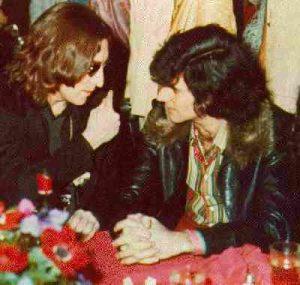John Lennon Uri Geller