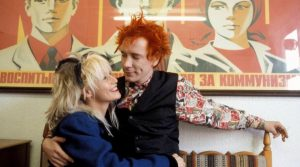 John Lydon wife young