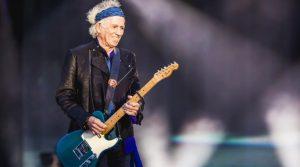 Keith Richards guitar