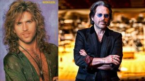 Kip Winger now and then