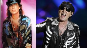 Klaus Meine now and then