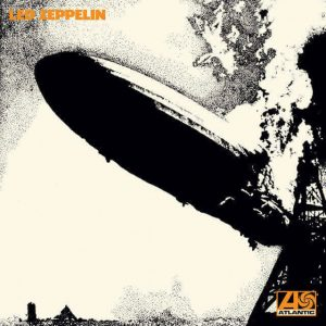 Led Zeppelin I cover