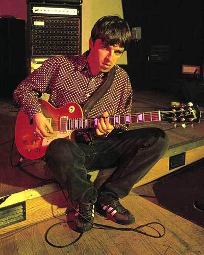 Les Paul Noel Gallagher