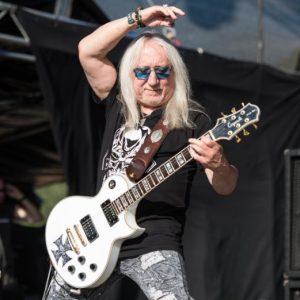 Mick Box Uriah Heep