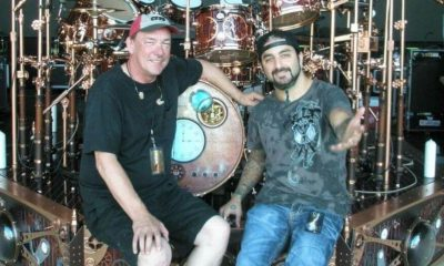 Mike Portnoy Neil Peart