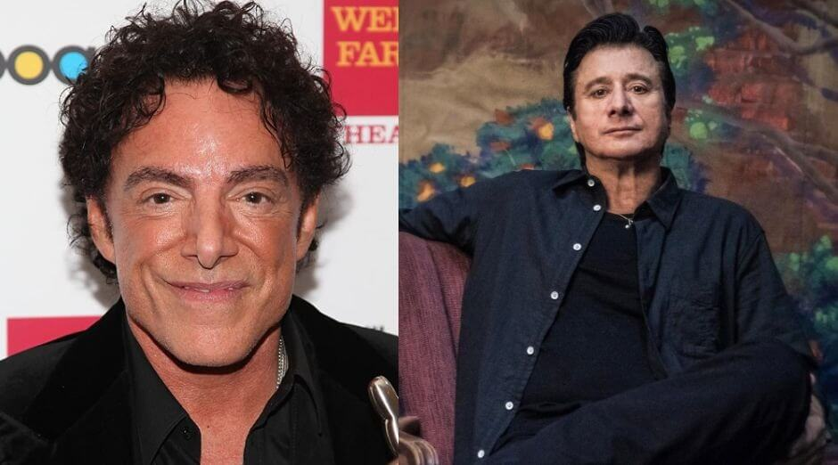 Neal Schon Steve Perry