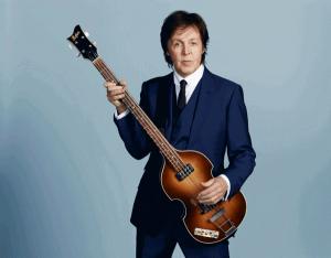 Paul McCartney bass violin