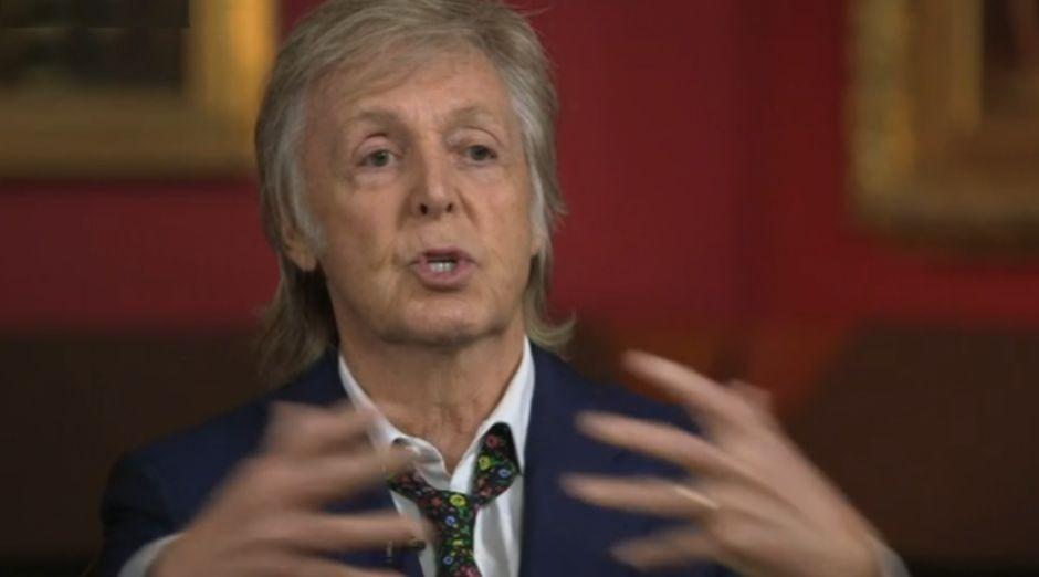 Paul McCartney meat