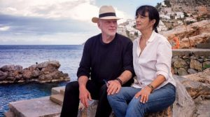 Polly Samson David Gilmour