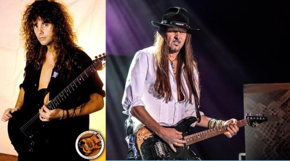 Reb Beach now and then