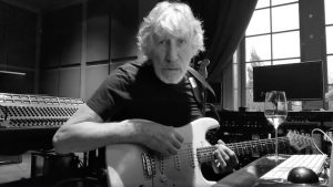 Roger Waters isolated
