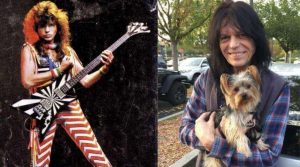 Rudy Sarzo now and then