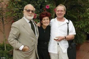 Sharon, David Arden, Don Arden