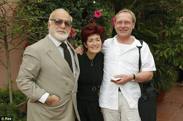 Sharon, David Arden, Don Arden