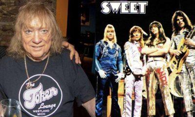 Steve Priest The Sweet