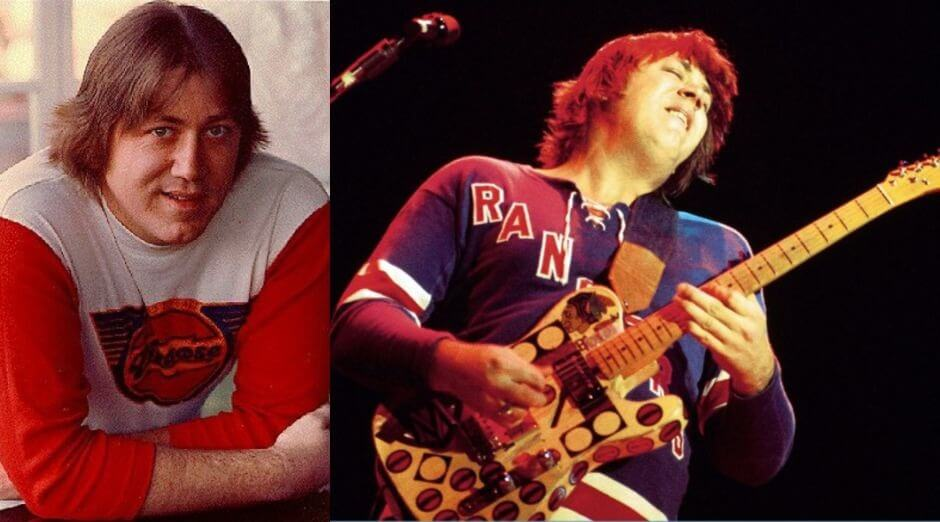 The tragic death of Chicagos guitarist Terry Kath