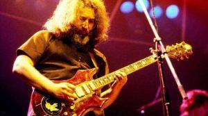 Tiger Jerry Garcia guitar