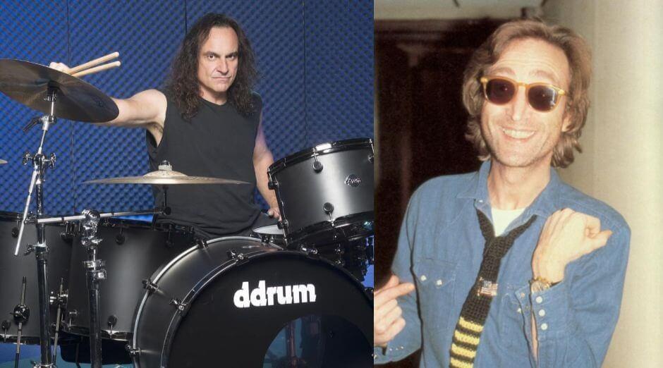 Vinny Appice John Lennon