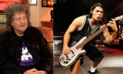 Bob Daisley Rob Trujillo