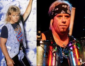 Bobby Blotzer now and then
