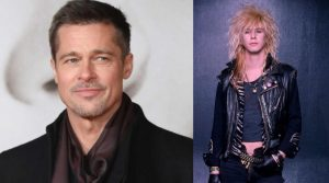 Brad Pitt Duff McKagan