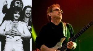 Buck Dharma now and then
