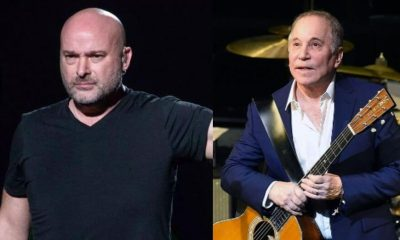 David Draiman Paul Simon