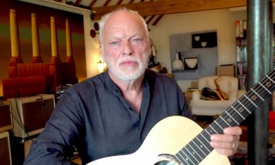 David Gilmour new song