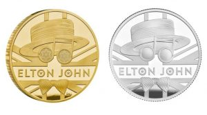 Elton Join coins