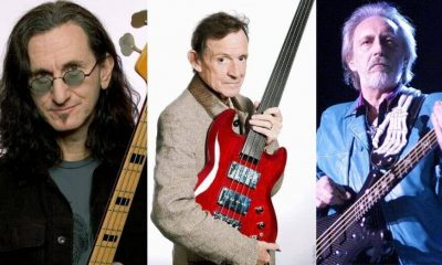 Geddy Lee Jack Bruce John Entwistle