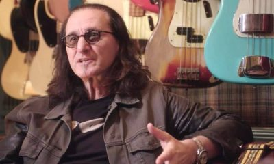 Geddy Lee bass