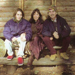 George Harrison family