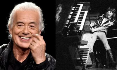 Jimmy Page Keith Emerson