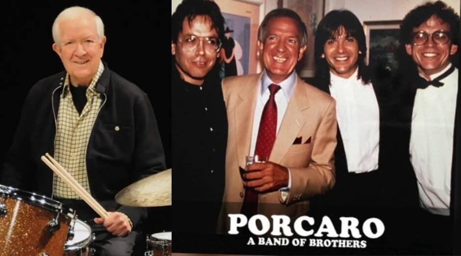 Joe Porcaro dies at 90