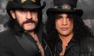 Lemmy Kilmister Slash