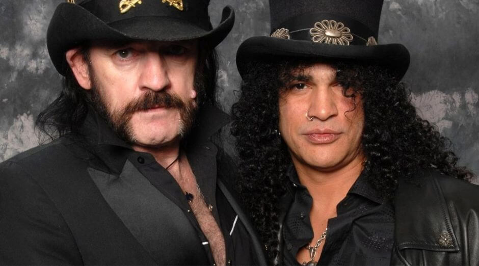 Lemmy Kilmister Slash