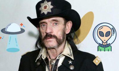 Lemmy Kilmister UFO