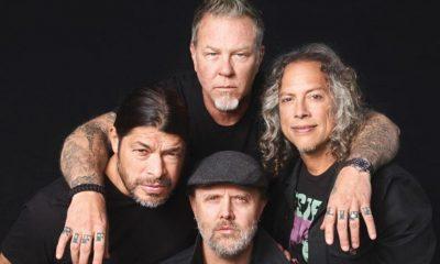 Metallica band 2020